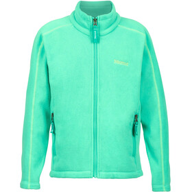 Marmot Lassen Fleece Girls Crystal Green